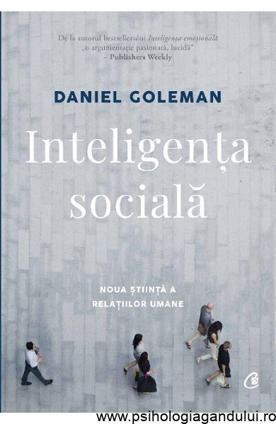 carte despre dezamagiri - inteligenta sociala