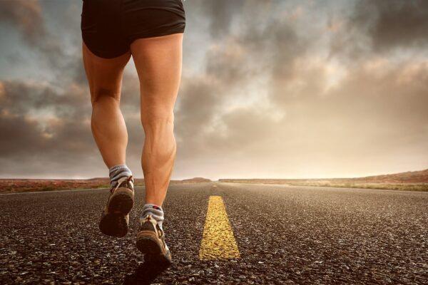Perseverenţa - poză jogging