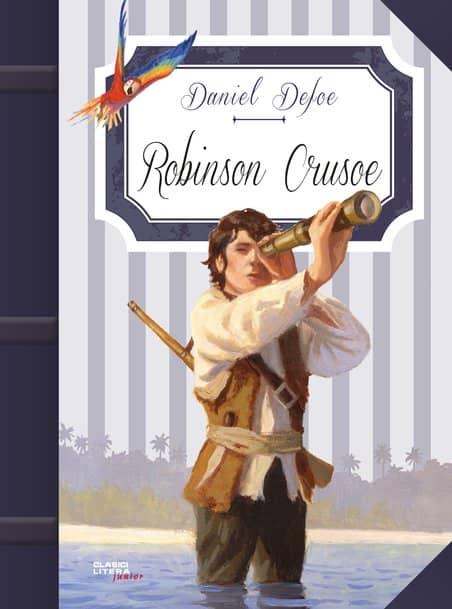 Robinson Crusoe rezumat
