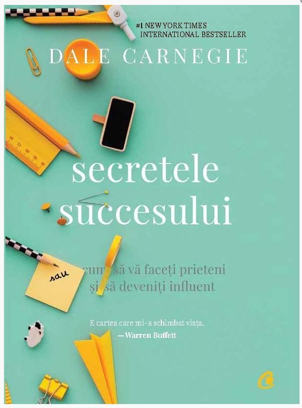 top cărţi de dezvoltare personală - secretele succesului