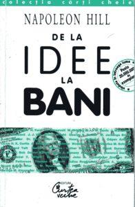 top cărţi de dezvoltare personală - De la idee la bani