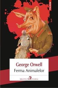 dezvoltare personala - omul, mintea si sufletul carte ferma animalelor