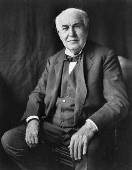 perseverenta lui Edison