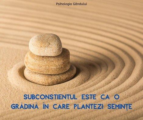 subconstientul şi rolul lui