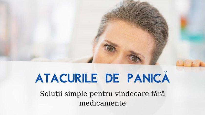 tehnici de relaxare in atacul de panica