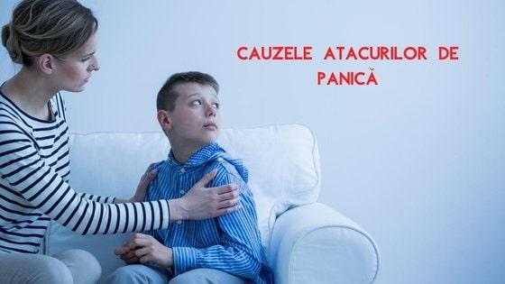 simptome atacul de panica