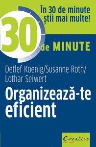 plan de dezvoltare personala prin organizare eficientă