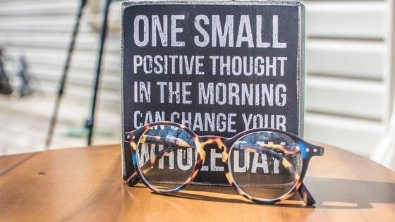 optimismul si gandirea pozitiva sfaturi