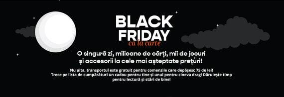 reduceri carti de black friday
