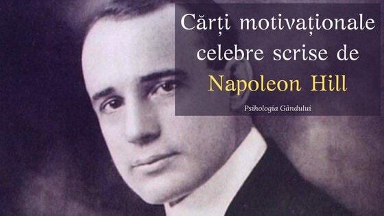 Napoleon Hill scrieri