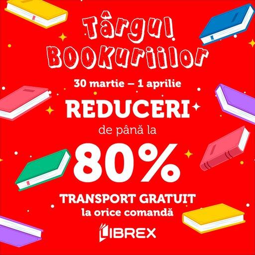 Târgul Bookuriilor Librex