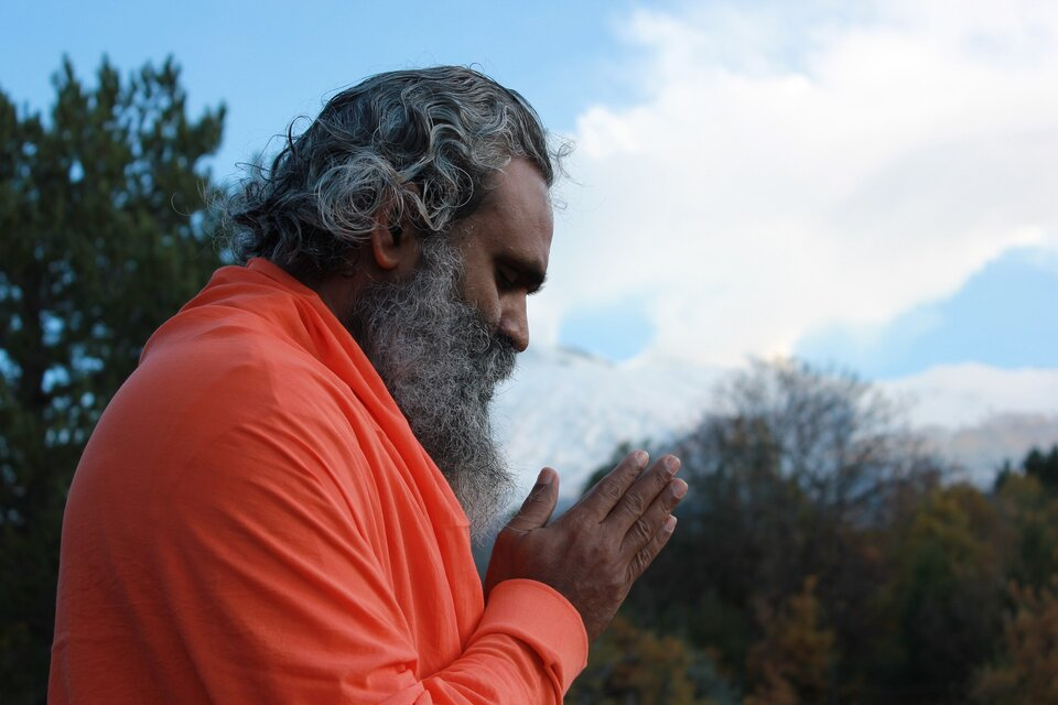 exercitiu de recunostinta namaste